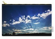Gods Rays Carry-all Pouch