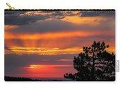 God's Spotlight Over Keystone Carry-all Pouch
