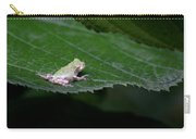 God's Tiny Tree Frog Carry-all Pouch