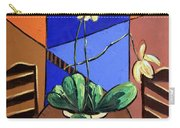 Gods Yellow Orchids Carry-all Pouch