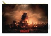 Godzilla 2014 Carry-all Pouch