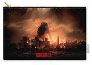 Godzilla 2014 Carry-all Pouch