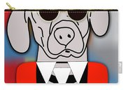 Going Somewhere Weimaraner Carry-all Pouch