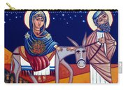 Going To Bethlehem Carry-all Pouch