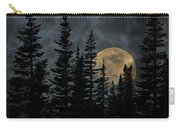Going To The Sun Moonrise Carry-all Pouch