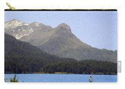 Going Where The Wind Blows Carry-all Pouch by Jeff Kolker