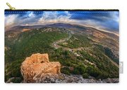 Golan Heights Carry-all Pouch