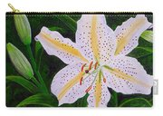 Gold Band Lily Carry-all Pouch