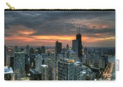 Gold Coast Sunset Carry-all Pouch