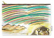 Gold Coins At The End Of  Rainbows Carry-all Pouch