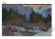 Gold Creek Snoqualmie Pass Carry-all Pouch