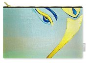Gold Ganesh Carry-all Pouch