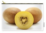 Gold Kiwifruit Carry-all Pouch
