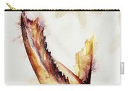 Gold Mangrove  Carry-all Pouch by Ashley Kujan