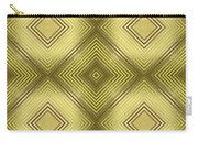 Gold Metallic 14 Carry-all Pouch