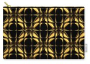 Gold Metallic 8 Carry-all Pouch