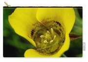 Gold Nugget Macro Carry-all Pouch