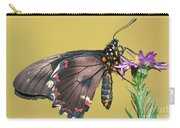 Gold Rim Swallowtail Butterfly Carry-all Pouch