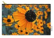 Gold Rudbeckia Blooms Carry-all Pouch