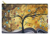 Golden Admiration By Madart Carry-all Pouch