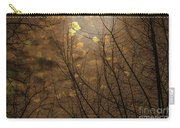 Golden Autumn Abstract Sky Carry-all Pouch