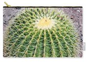 Golden Ball Cactus Carry-all Pouch