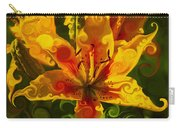 Golden Beauties Carry-all Pouch