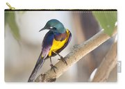 Golden-breasted Starling Carry-all Pouch