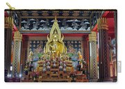 Golden Buddha Carry-all Pouch