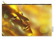 Golden Buddha Carry-all Pouch