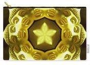 Golden Buddha Star Carry-all Pouch