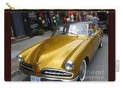 Golden Car Carry-all Pouch