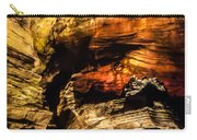 Golden Caverns Carry-all Pouch