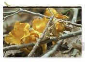 Golden Chanterelle - Cantharellus Cibarius Carry-all Pouch