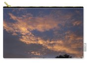 Golden Cloud Sunset Carry-all Pouch
