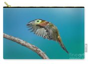 Golden-collared Toucanet Carry-all Pouch