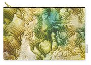 Golden Coral Carry-all Pouch