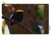 Golden Crested Mynah Carry-all Pouch