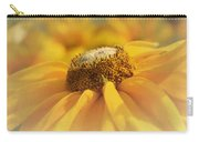 Golden Crown - Rudbeckia Flower Carry-all Pouch