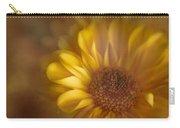 Golden Dahlia Carry-all Pouch