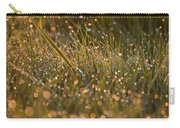 Golden Dew Drops Carry-all Pouch