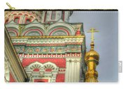 Golden Domes Of Russian Church Carry-all Pouch