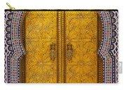 Golden Door Carry-all Pouch