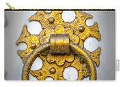 Golden Door Knocker Vignette Carry-all Pouch