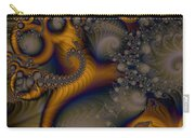 Golden Dream Of Fossils Carry-all Pouch