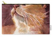 Golden Eyes Carry-all Pouch