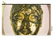 Golden Face From Degas Dancer Carry-all Pouch