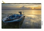 Golden Fishing Hour Carry-all Pouch