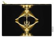 Golden Fractal Carry-all Pouch