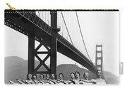 Golden Gate Bridge Ballet Carry-all Pouch
